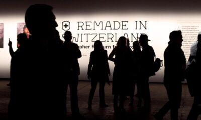 Remade in Switzerland - Christopher Ræburn for Victorinox