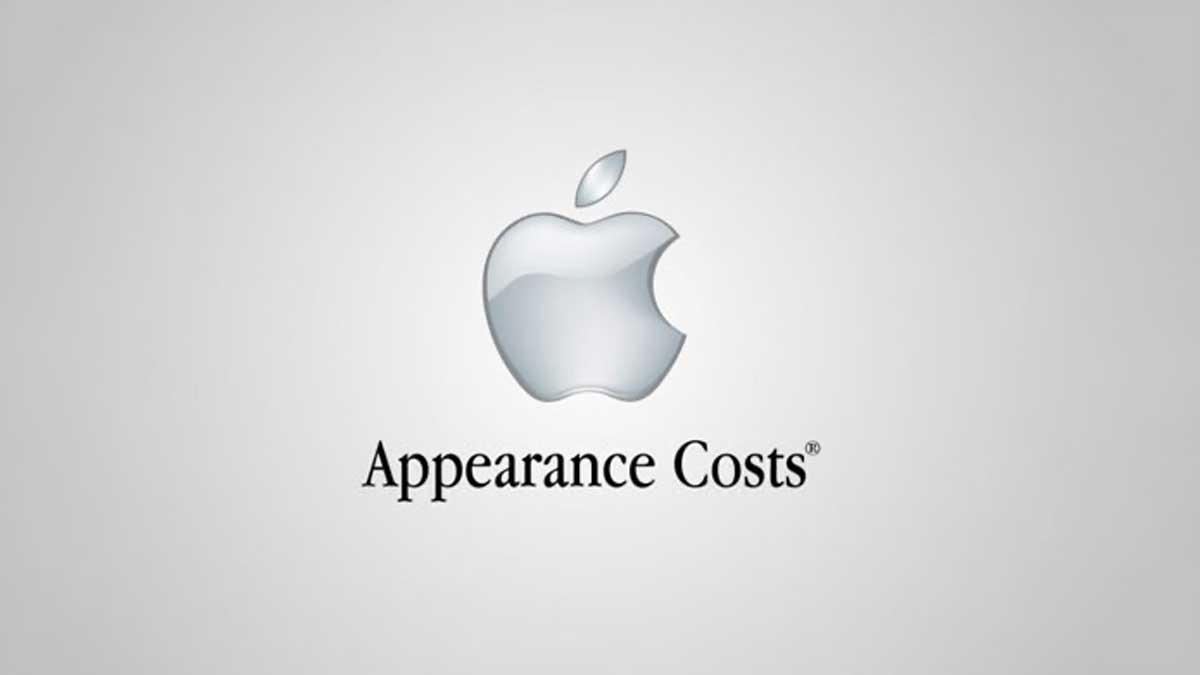 logotipo Apple honesto