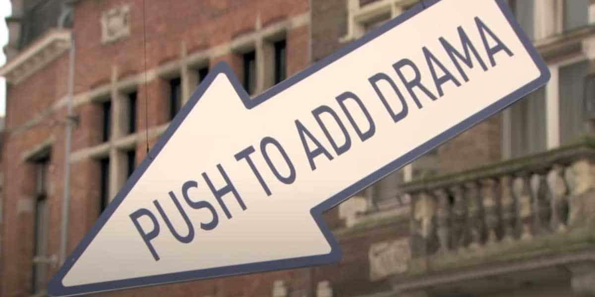 Push to add drama - TNT