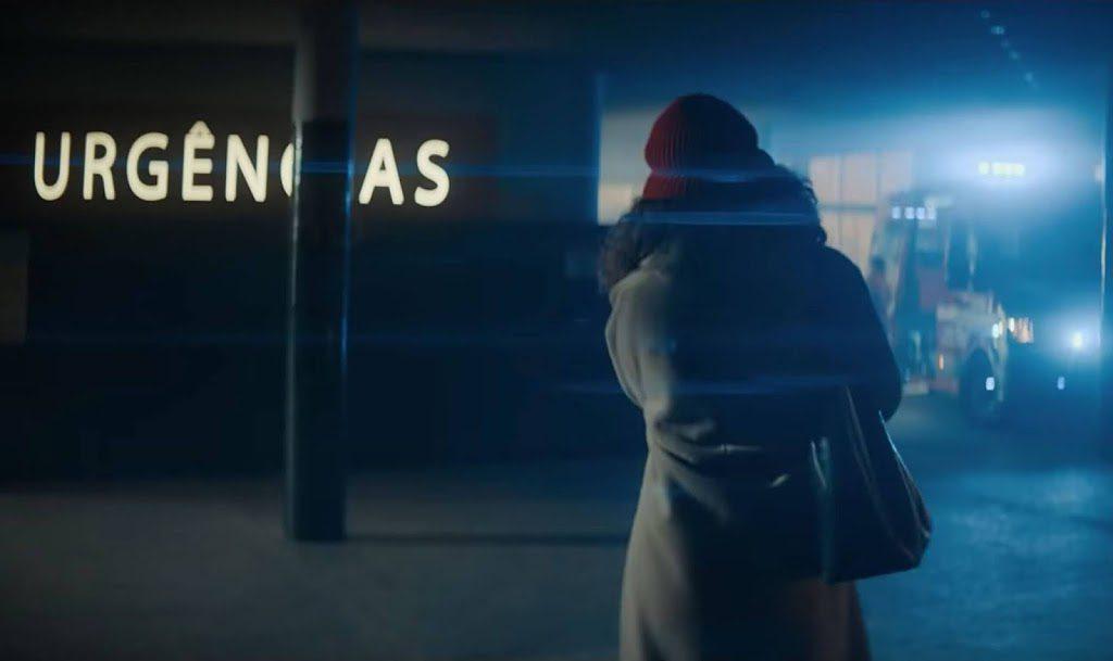 Homenagem em anúncio Natal da Vodafone