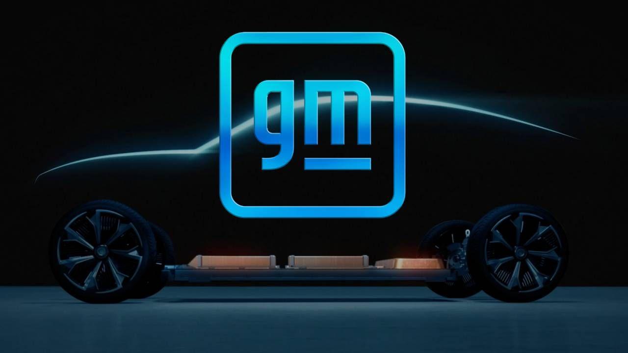 Novo logotipo da General Motors - GM