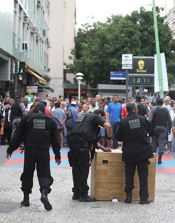 Policia investiga caixa da campanha do Domingo do Faustão