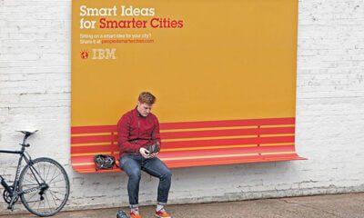 anuncio IBM banco smart cities