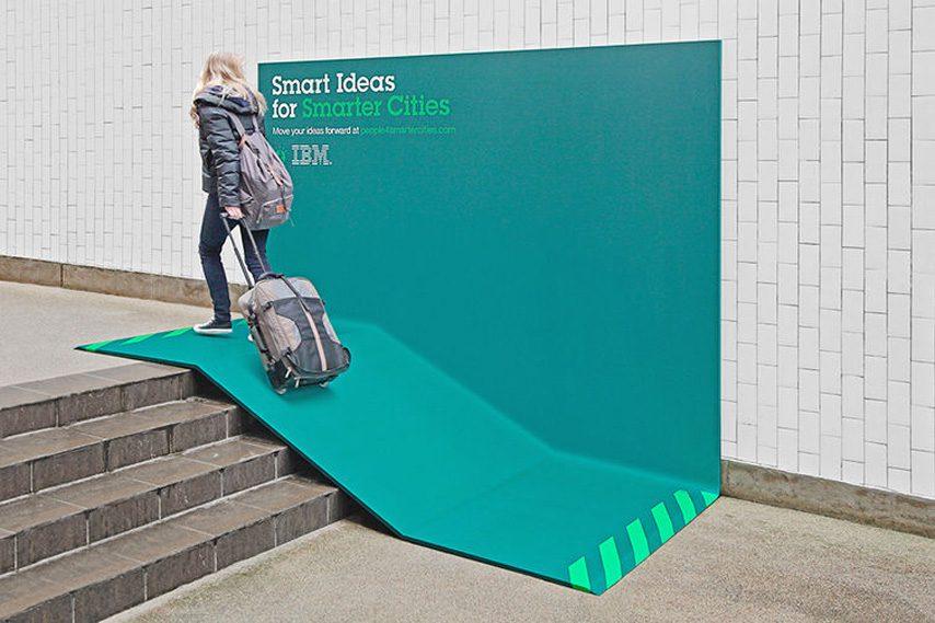 anuncio IBM rampa smart cities