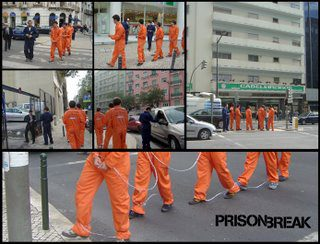 Prision Break campanha