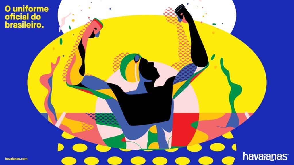 ilustração Comitês Olímpico e Paralímpico