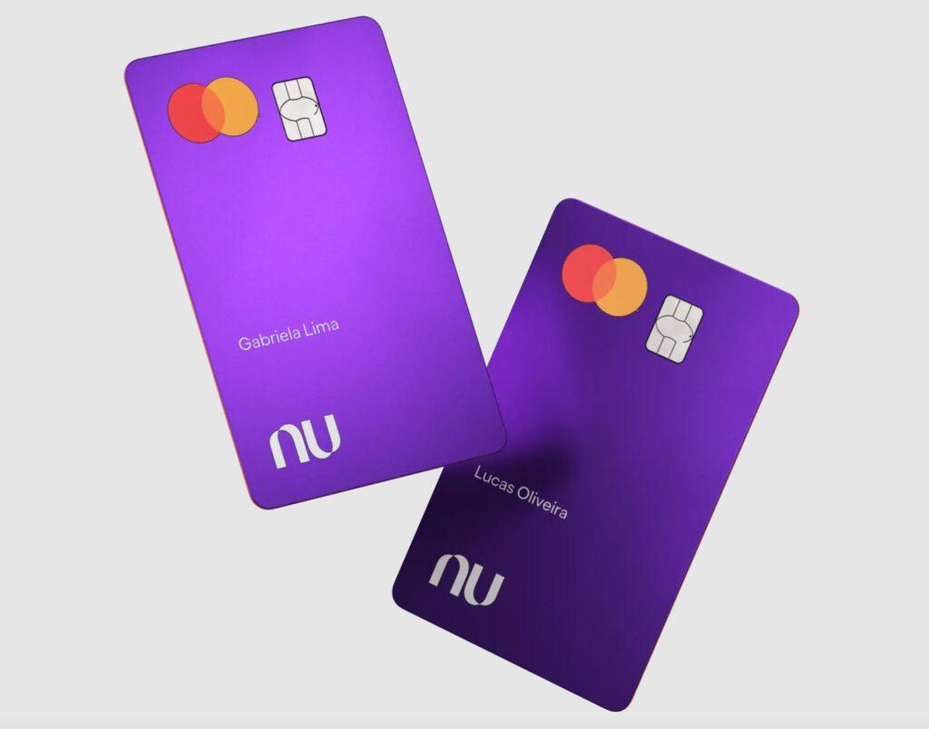 novos cartões crédito nubank