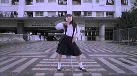 garota, anuncio, festival, anúncio