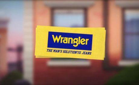 Wrangler, man's solution for Jeans