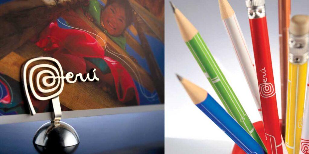 novo branding do Peru
