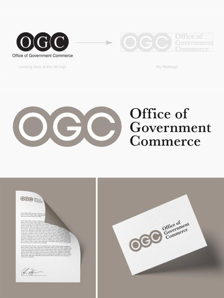 Redesign da logo OGC
