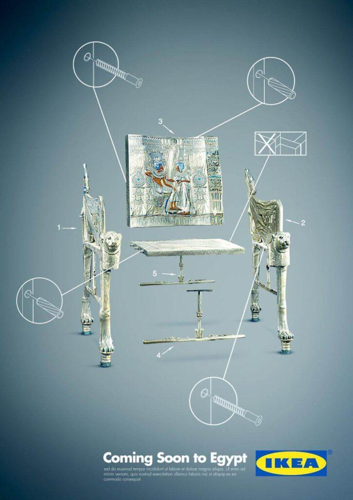 trono Tutacamon ikea