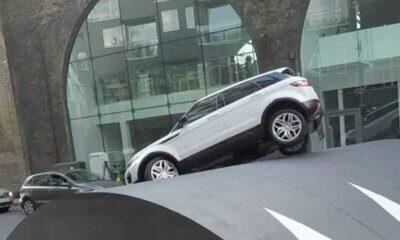 Range Rover Evoque lombada