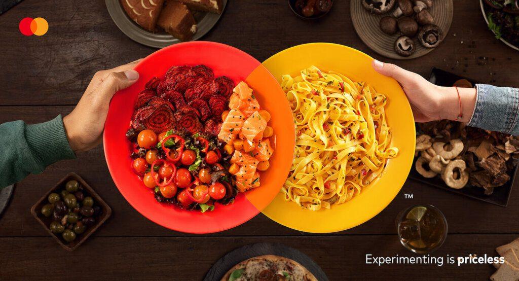 experiencia mastercard gastronomia pratos comida